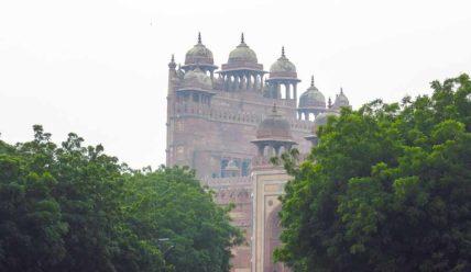 Заброшенный город Фатехпур-Сикри