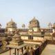 Деревня Орчха, ее дворцы и храмы