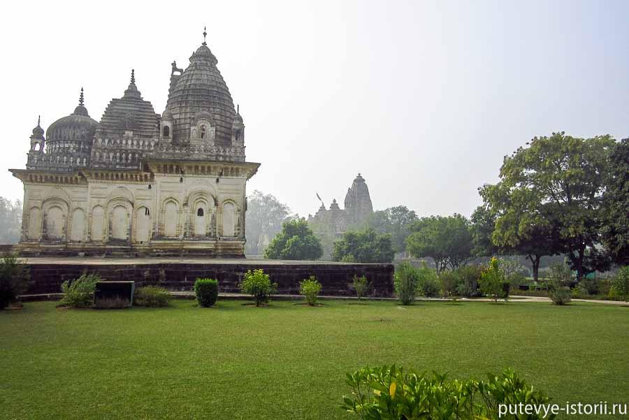 храмы каджурахо