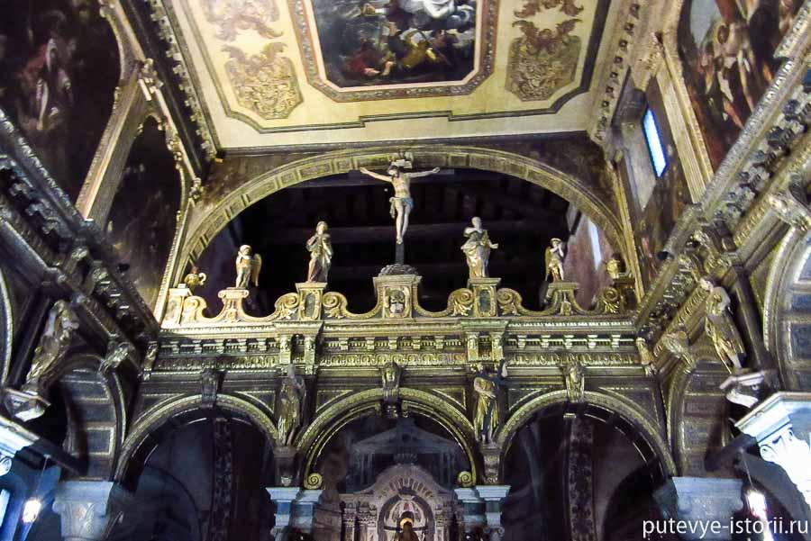 венеция церковь Николо деи Мендиколи