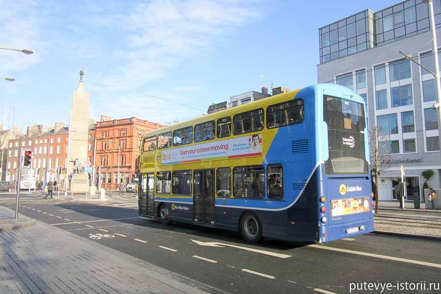 Бюджетная поездка в Шотландию и Ирландию