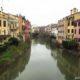 Город Падуя, фотопрогулка. Каналы, мосты, галереи