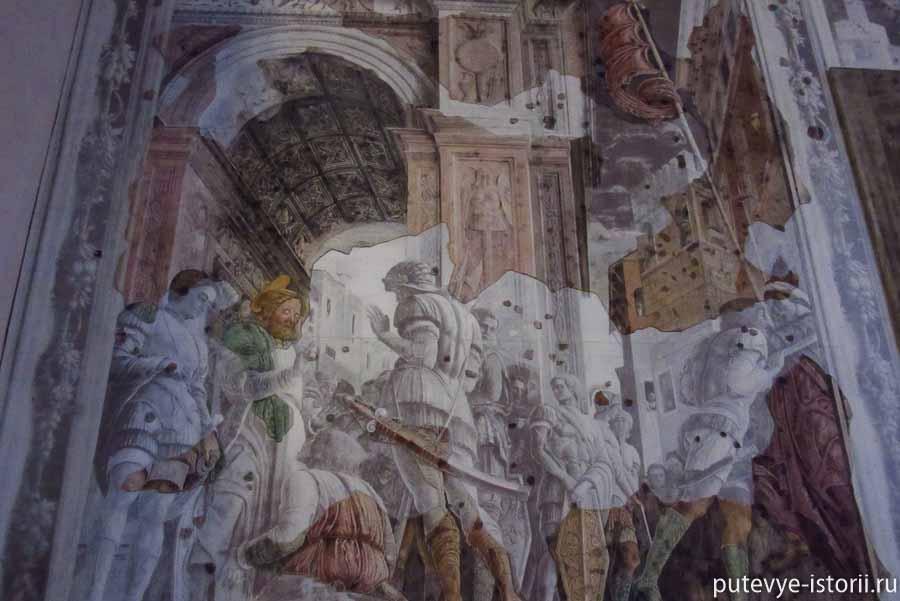 падуя фрески