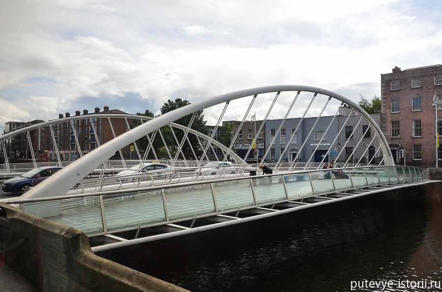 дублин мосты