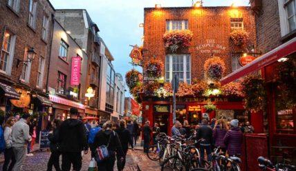 Город Дублин и его достопримечательности