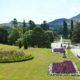 Усадьба и сады Пауэрскорт. Ландшафтные сады Ирландии