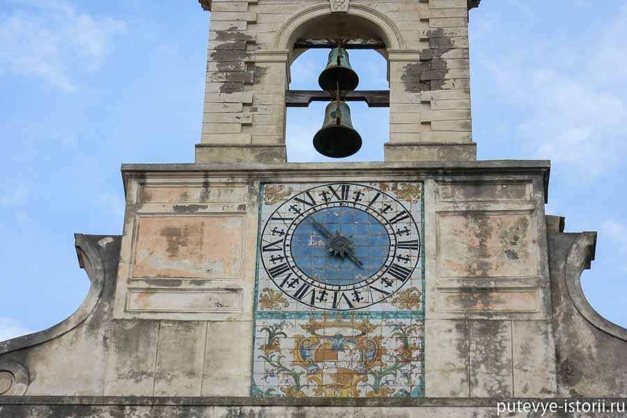 гаэта церковь аннунциата