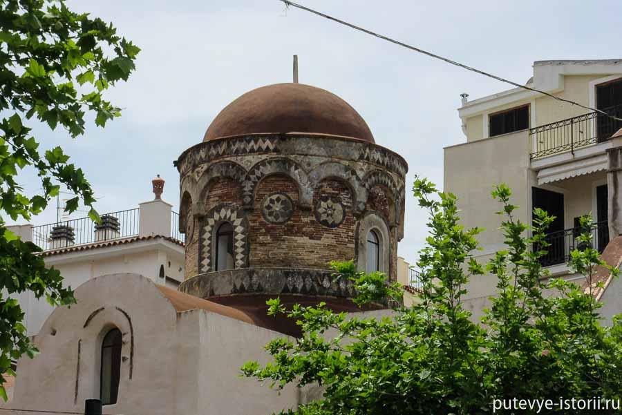 гаэта церковь Сан-джованни