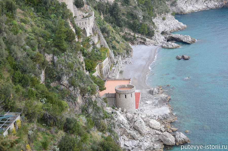 отель Grand Hotel il Saraceno Amalfi 5*