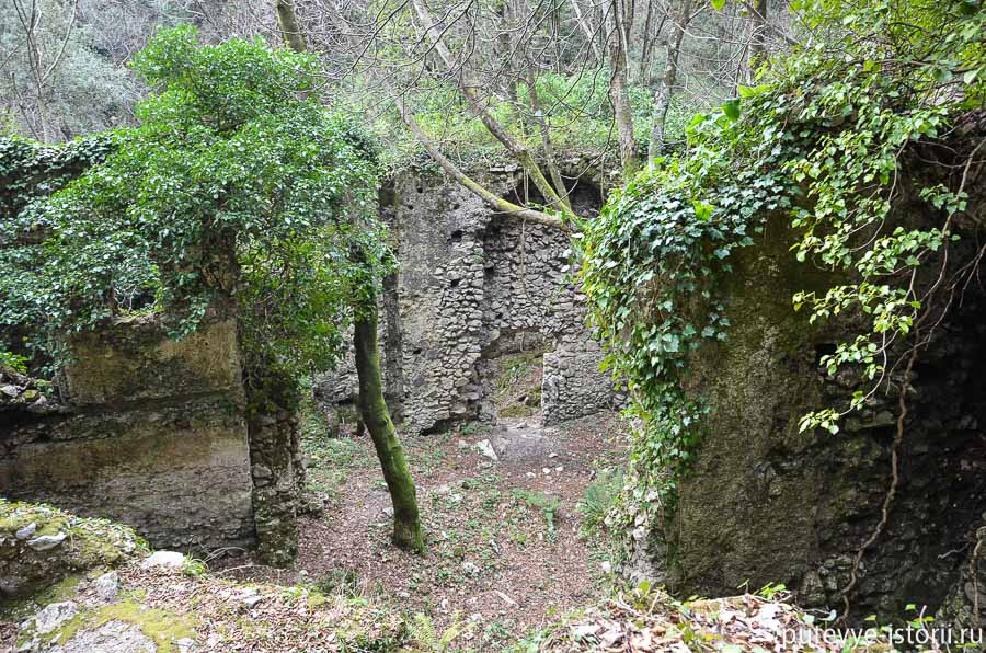 амальфи железная долина