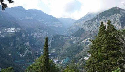 Окрестности Амальфи: Долина мельниц и Железная долина, башня Дзиро