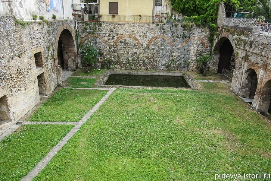 минори римская вилла