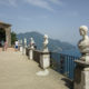 Вилла Чимброне в Равелло. Прогулка и спуск по панорамной тропе