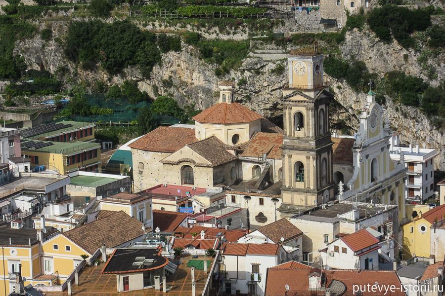 минори базилика трофимены