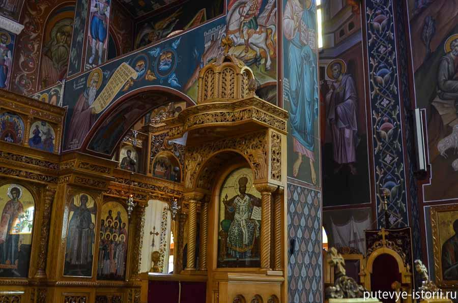 ретимно церковь 4-х мучеников