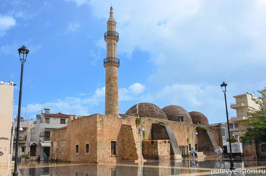 ретимно мечеть Нерадзе
