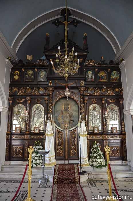 ретимно церковь Богородици Ангелов
