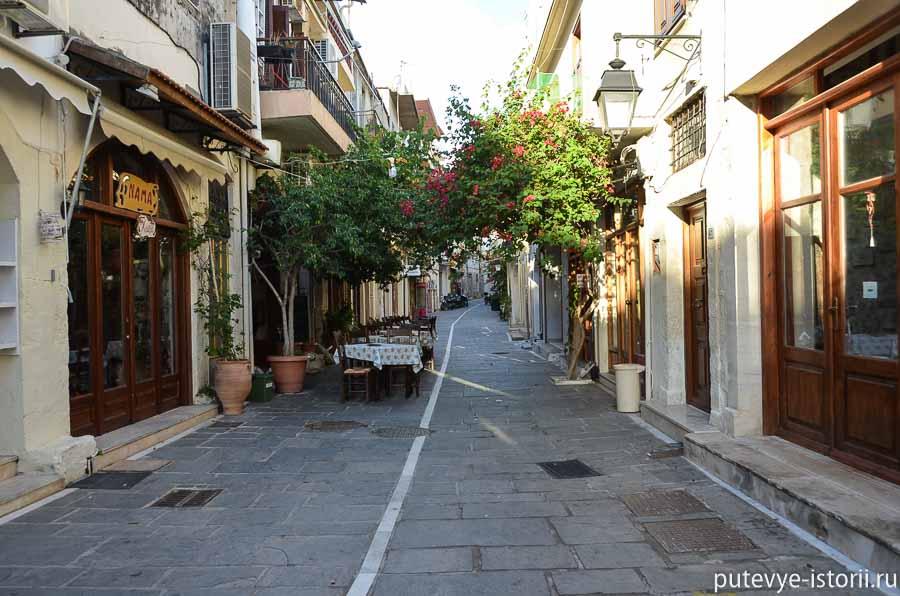 ретимно улица