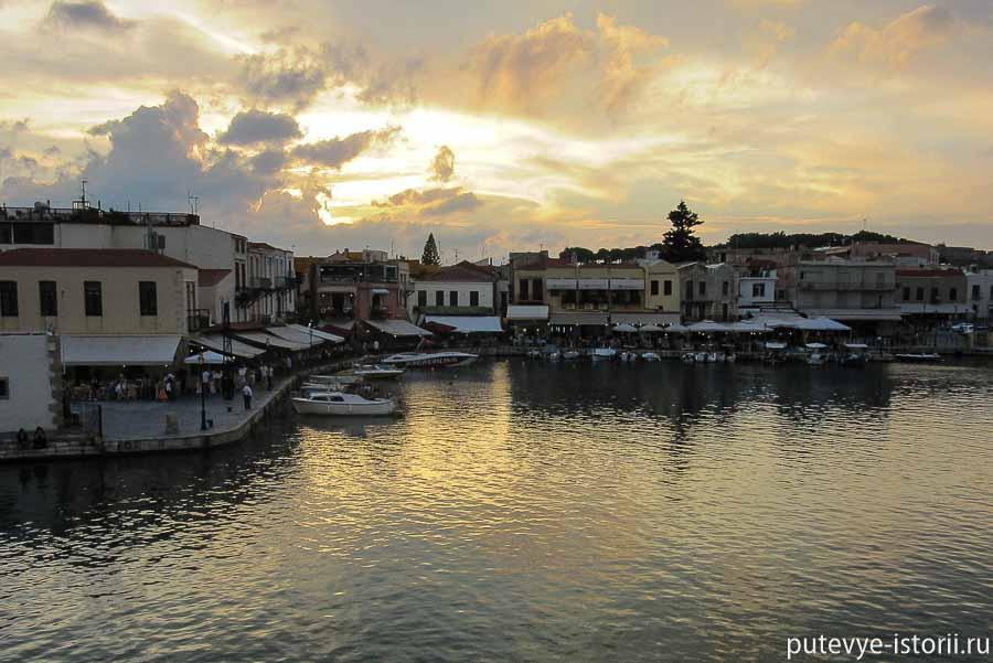 ретимно венецианский порт