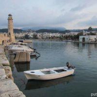 Крит, город Ретимно: достоинства курорта