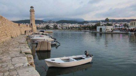Крит, город Ретимно. Достоинства курорта