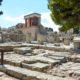 Кносский дворец на Крите. Фрески минойской цивилизации