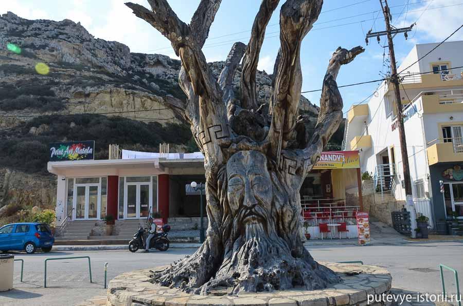 матала дерево