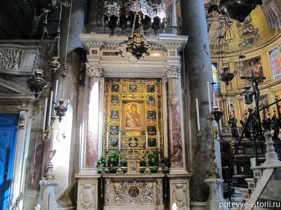 пизанский собор икона