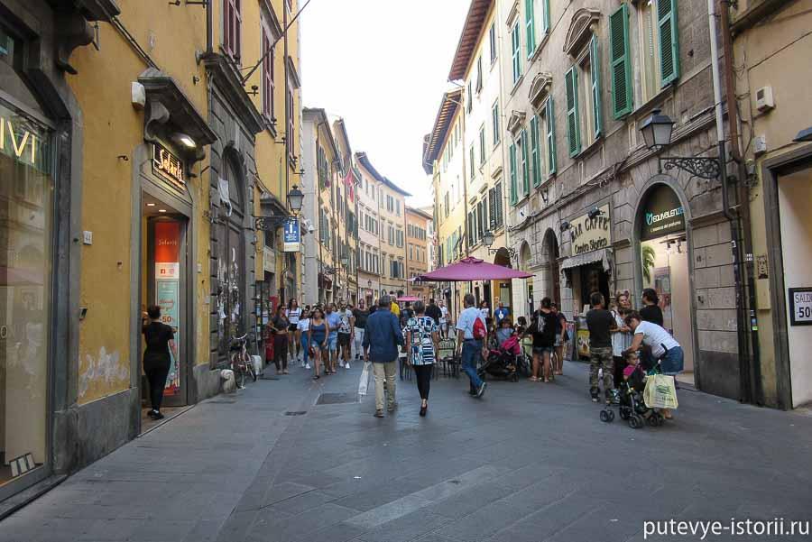 город пиза корсо италия