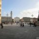 Город Пиза. Прогулка от вокзала до Пизанской башни