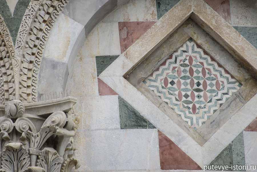 пизанский собор декор