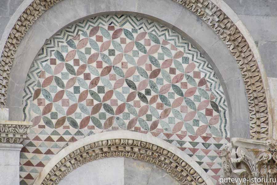 собор в пизе мозаика