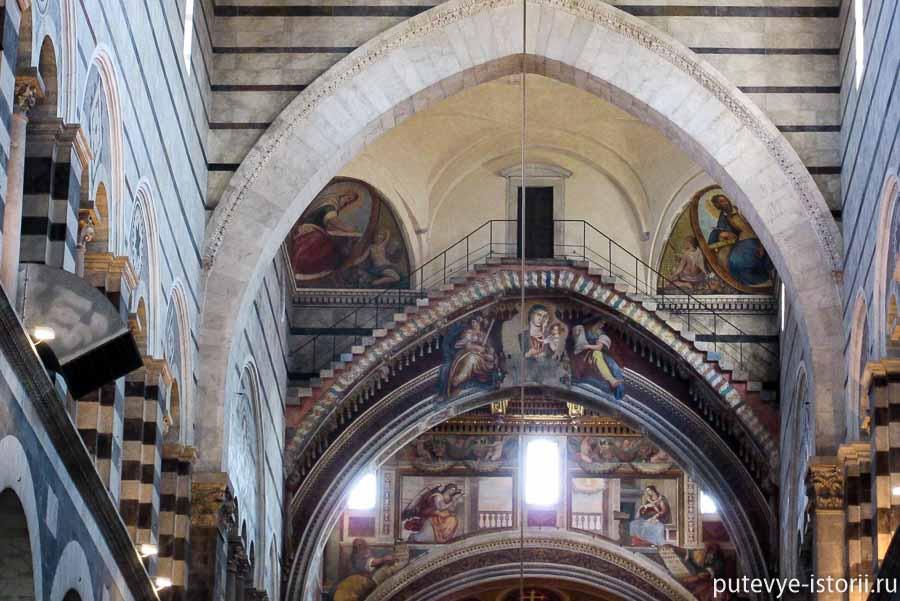 пизанский собор фото