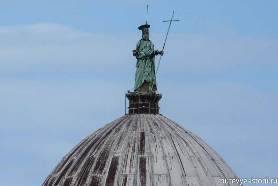 купол баптистерия
