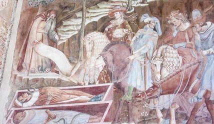 Пиза, кладбище Кампосанто, его фрески и скульптуры