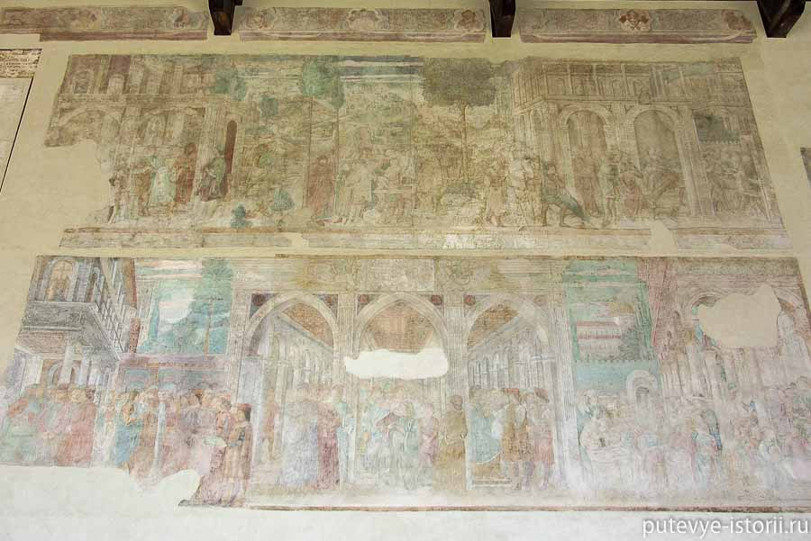 кампосанто фреска