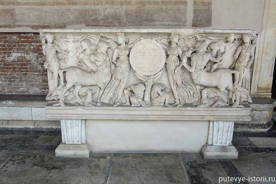кампосанто саркофаг