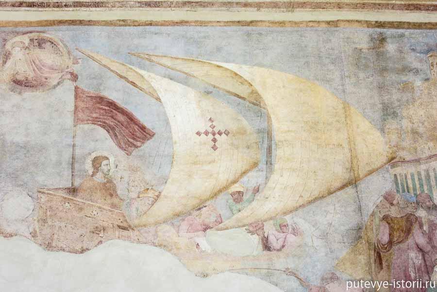 кампосанто фрески