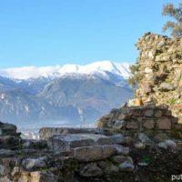 Спарта, долина Лакония. На руинах великого города