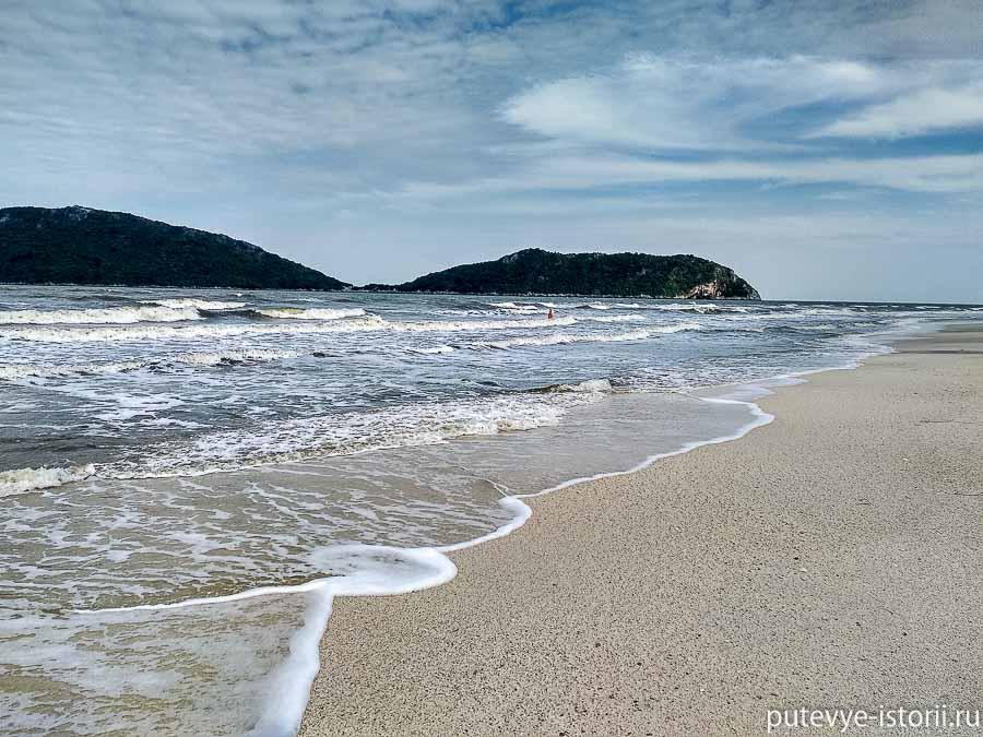 пляж Лаэм Сала