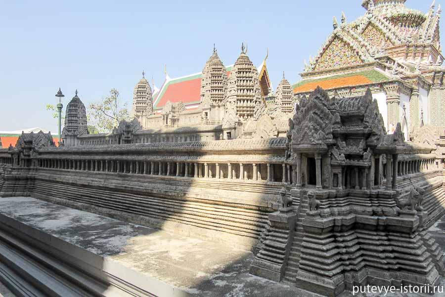 модель Ангкора