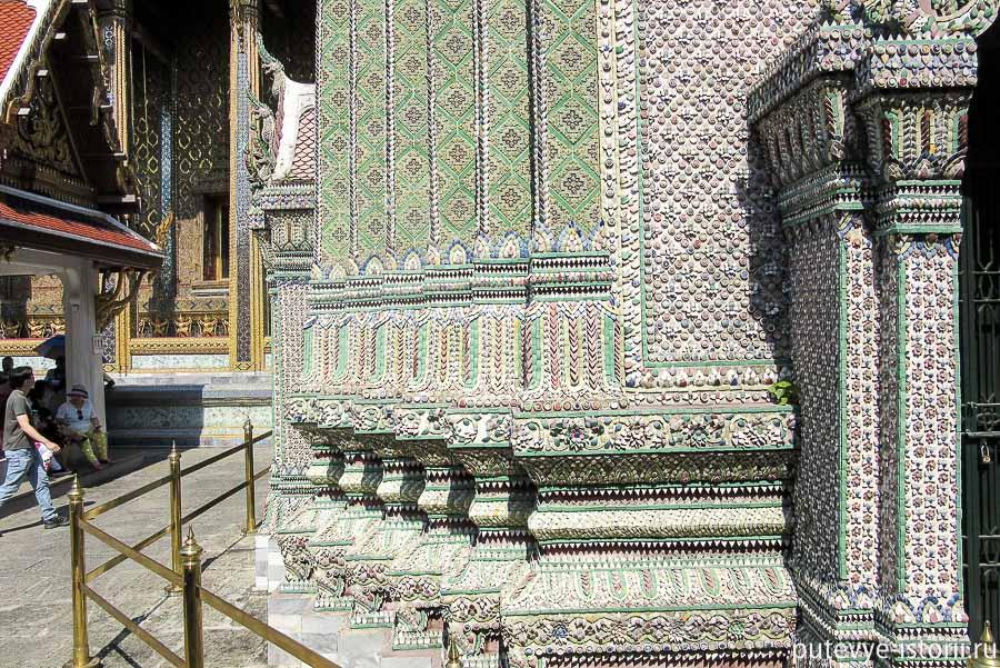 королевский дворец в бангкок