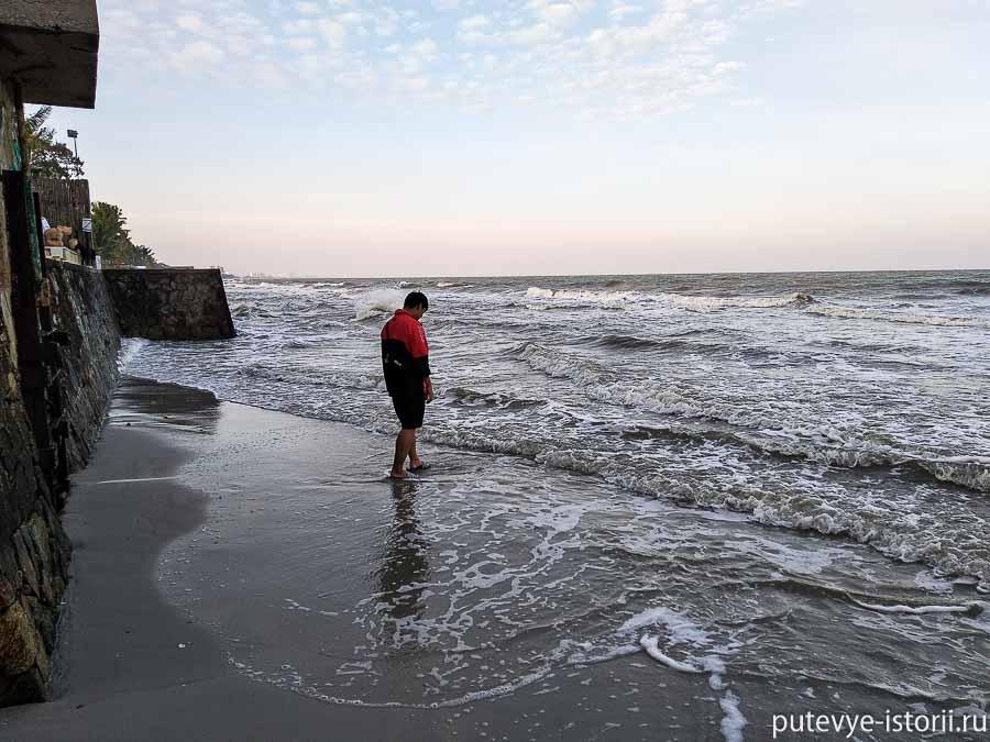 хуахин пляжи