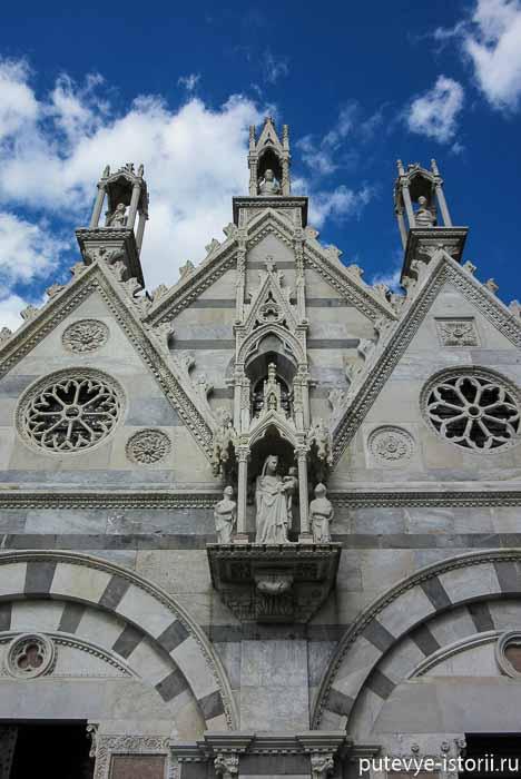 церковь Санта-Мария-делла-Спина