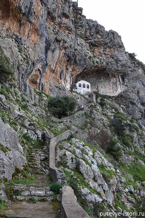 греция левадия