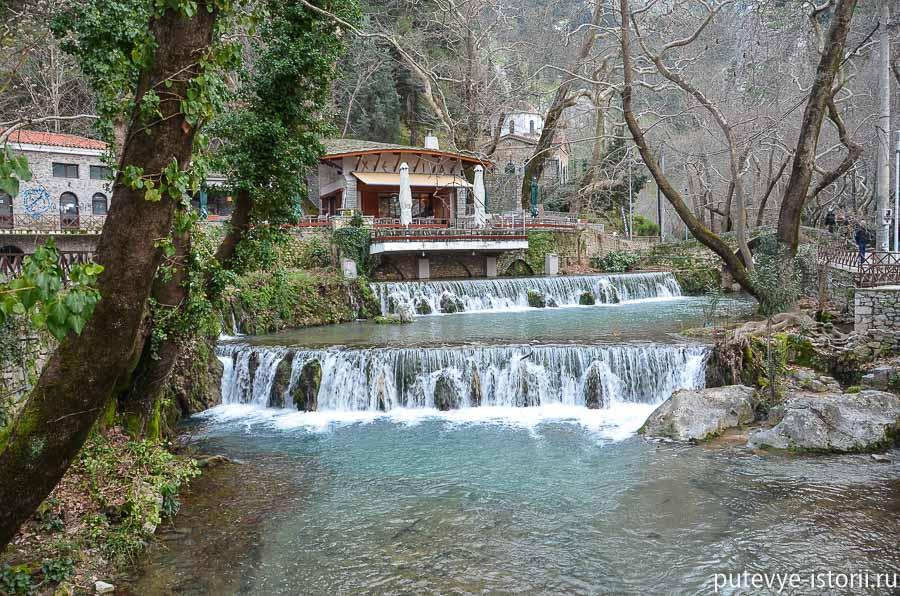 греция ливадия