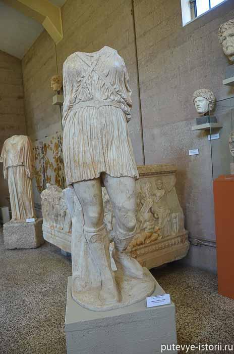Археологический музей Коринфа коринф