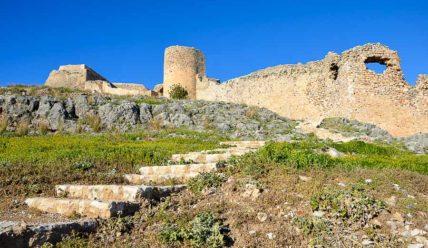 Город Аргос и два его акрополя