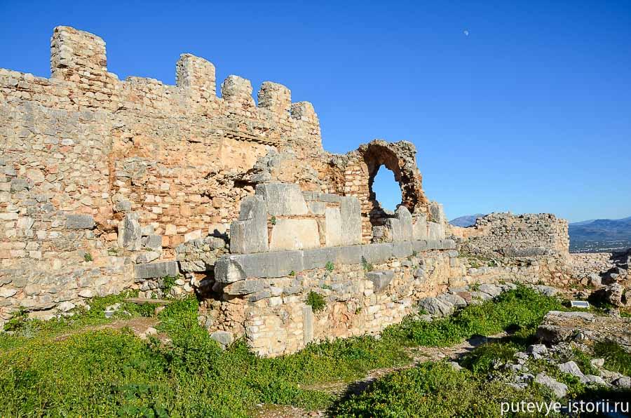 аргос крепость лариса