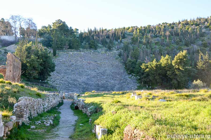 аргос холм аспис